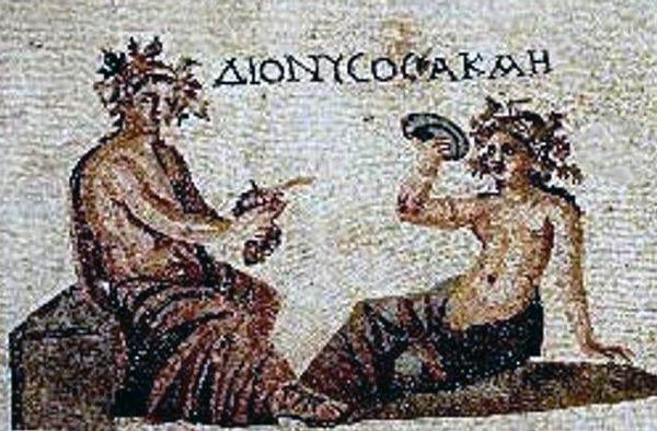 Ο θεός του κρασιού και οι γιορτές του